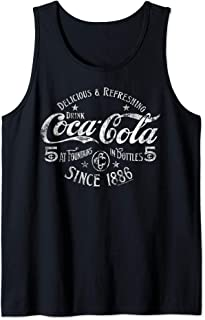 Delicious And Refreshing Distressed Sale Sign Logo Tank Top