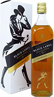Johnnie Walker - Jane Walker Edition Black Label - 12 year old Whisky