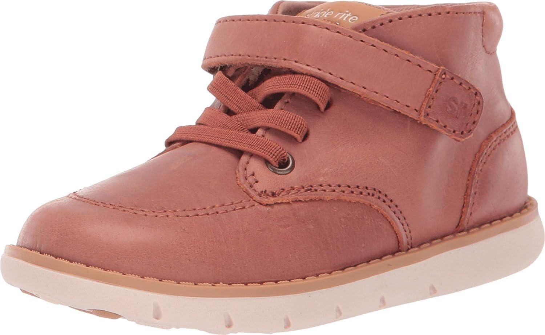 Stride Rite Unisex-Child SRTech Quinn Fashion Boot
