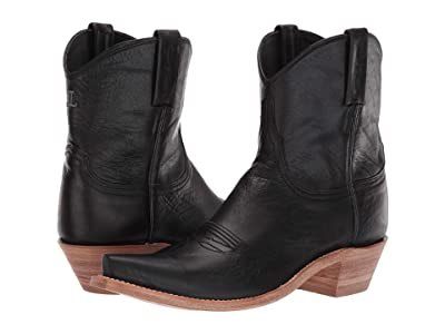 Lucchese Gaby (Black) Cowboy Boots