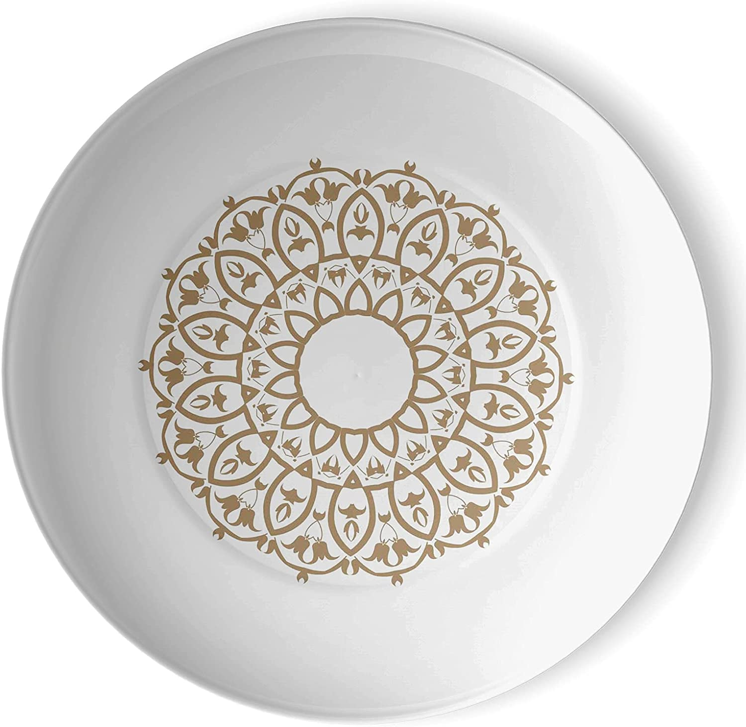 gaeruite Ranking TOP18 Baroque Elements Traditional Gold D Max 83% OFF Circle Floral Round