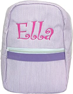 Personalized Children's Backpack (Lavender)