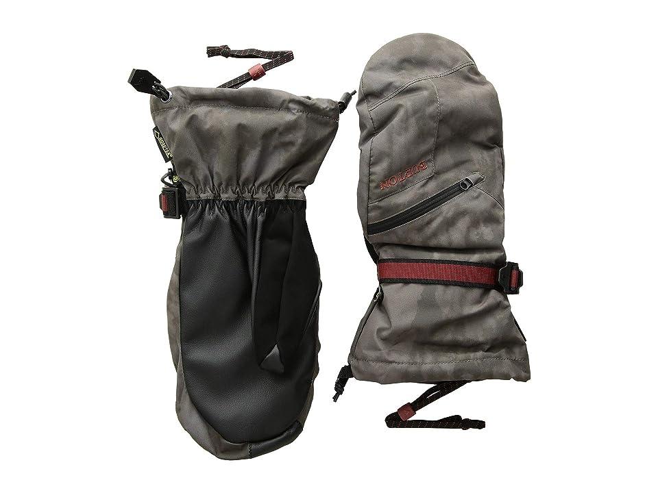 Burton GORE-TEX(r) Mitt (Cloud Shadows) Snowboard Gloves