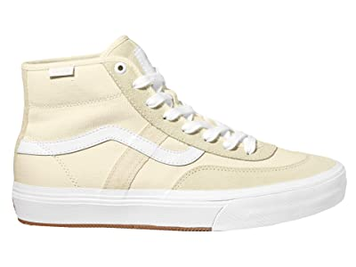 Vans Crockett High Pro (Antique/White) Men