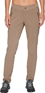Columbia-CL1743791-211-Truffle-PANTS-WOMENS-S, Brown, Size Small