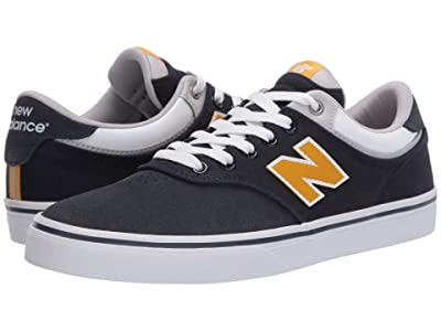 New Balance Numeric NM255 (Navy/Gold) Skate Shoes
