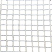 Cardinal Gates Heavy-Duty Outdoor Deck Netting, Translucent white ,  15'