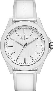 Armani Exchange Gents Wrist Watch, White AX2630