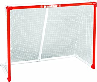 Franklin Sports Hockey Goal - NHL - PVC - 54 x 44 Inch