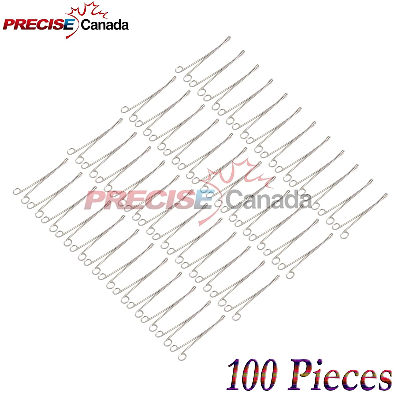 PRECISE CANADA: SET OF 100 KELLY PLACANTA 12.5