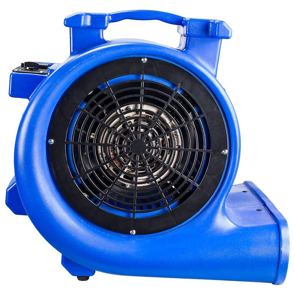 ALLEGRA Turbo Ventilador RL 4300 Ventilador radial Ventilador ...