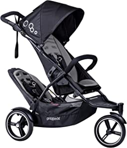Dot Stroller with Second Seat