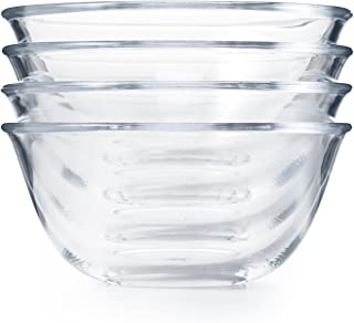 Best medium glass bowls Reviews