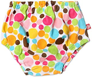 Baby Girls 6-12 Months Zutano Frisco Spray Diaper Cover by