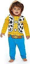 Disney Pixar Toy Story Woody Newborn Baby Boy Zip-Up Costume Coverall