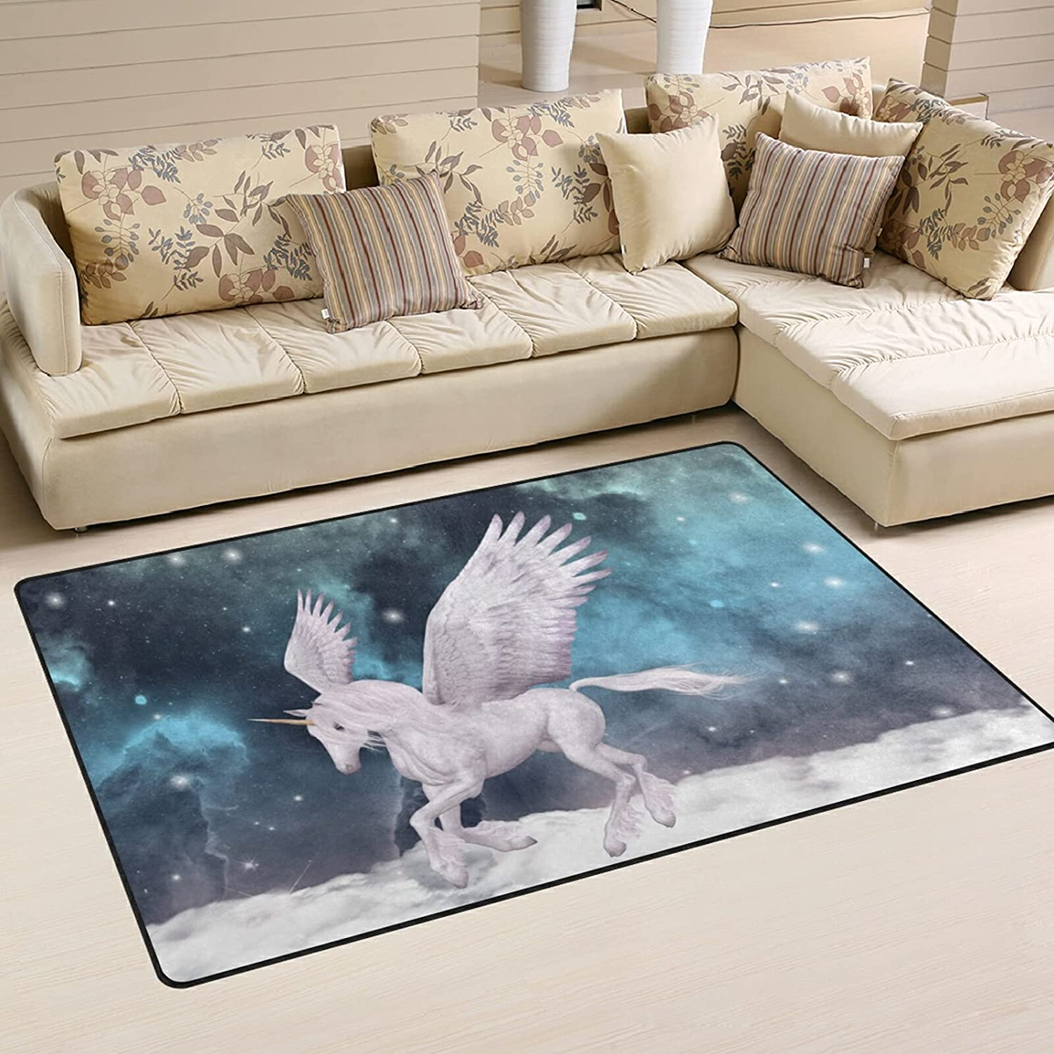 Wonderful Pegasus Large Soft online shopping Area Rugs Free shipping anywhere in the nation Rug Nursery Mat f Playmat