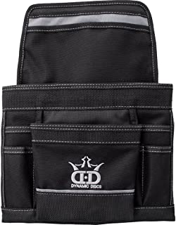 Dynamic Discs ZUCA Cart Putter Pouch | 5-Pocket Pouch | Holds 2 Putters | Easily Secure to Zuca Handle with Velcro Strap |...