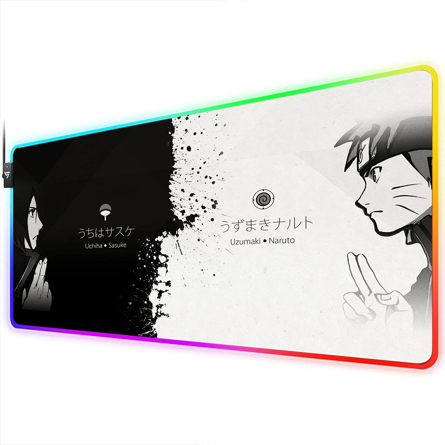 RGB Japanese Anime Mouse Large Department store Pad All items in the store Gaming Itachi