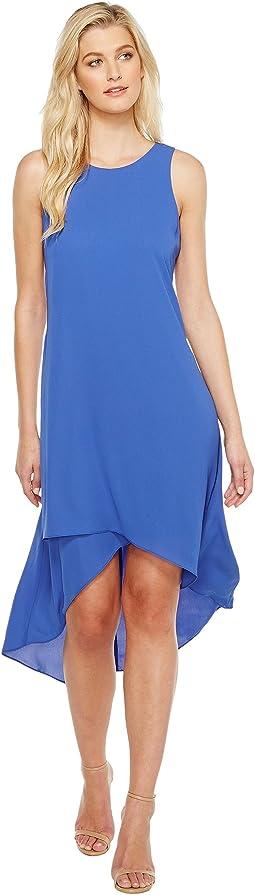 Asymmetric Hi Lo Dress