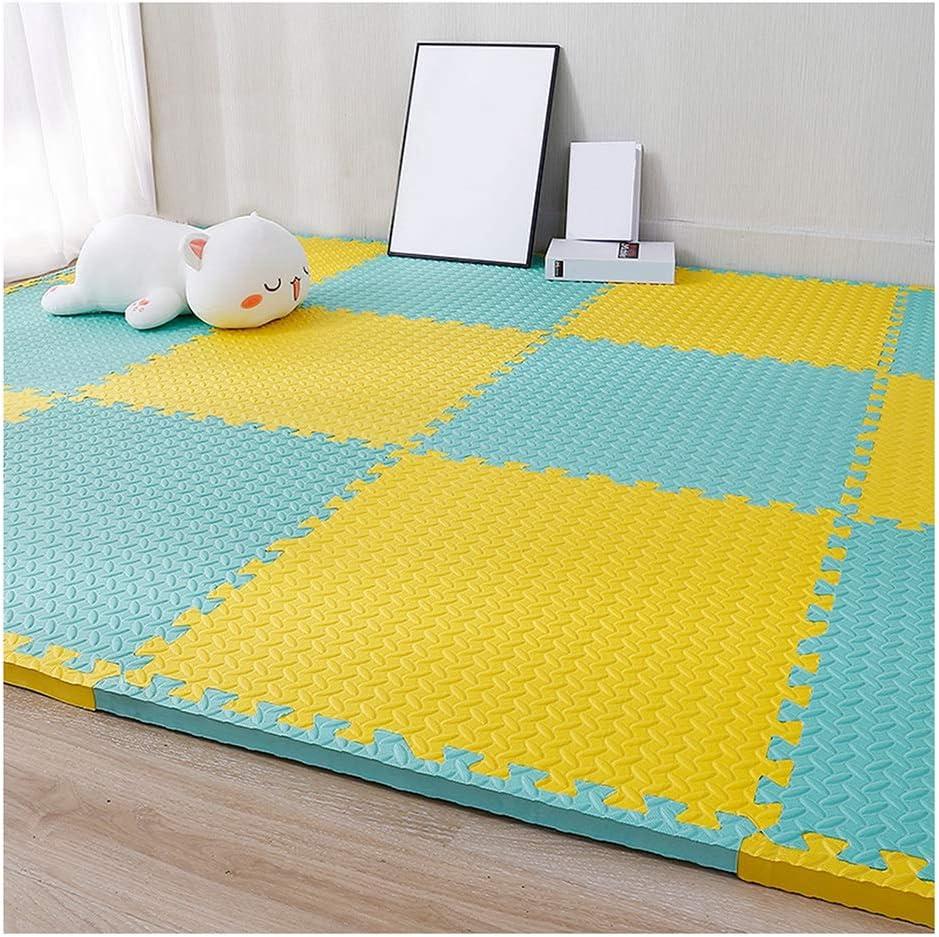 WUZMING Foam Puzzle Mat PE Sou Floor Protective Thicken Pad Very popular 55% OFF