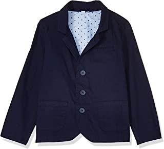OVS Baby Boys 191JKT343-282 Formal Jacket, Blue (Navy Peony 1966), Size: 30-36