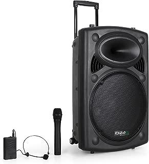 Mejor Altavoz Ibiza Sound 700W de 2020 - Mejor valorados y revisados