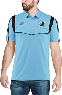 Minnesota United FC Men's Team Logo Coaches Climalite Performance Polo Shirt