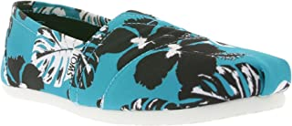 TOMS Classic Womens Shoes Blue