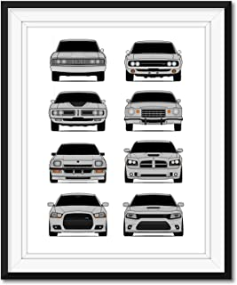 """2019 Dodge Charger GT Auto Car Art Silk Wall Poster 24x36/"""""""