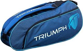 Triumph Pro-402 Pride Single Compartment Tennis Kit Bag (4 Tennis Racquet Kit Bag)