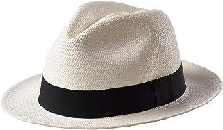 ELOY BERNAL(エロイベルナール) パナマハット パナマ帽 メンズ レディース 春夏帽子 エクアドル製 中折れハット フェドラ PAPRIKA(パプリカ)