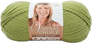 Lion Brand Yarn 840-169D Vanna's Choice Baby Yarn, Sweet Pea