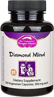 Dragon Herbs Diamond Mind -- 500 mg - 100 Capsules