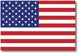 American Flag Car Magnet Decal - 4 x 6 Heavy Duty for Car Truck SUV