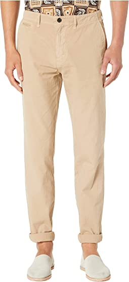 Pima Cotton Chino Pants