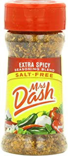 Mrs. Dash Seasoning Blend, Extra Spicy, 2.5 Ounce (Pack of 12)