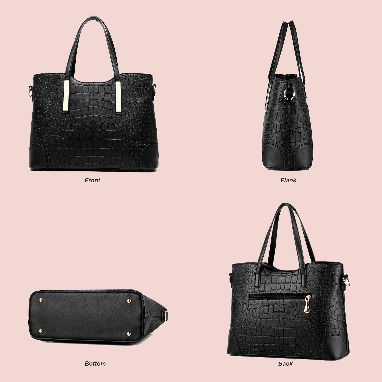 TcIFE Womens Designer Handbags for Ladies Crossbody Satchel Shoulder Tote Bags Wallets
