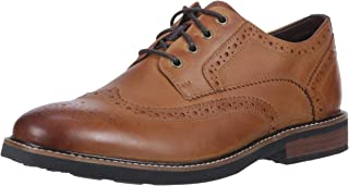 Men's Oakdale Wingtip Oxford Lace Up with Kore Comfort Walking Technology Shoe