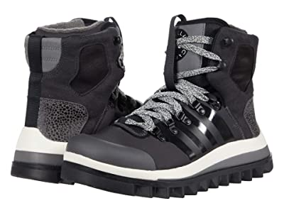 adidas by Stella McCartney Eulampis Boot (Core Black/Utility Black/Granite) Women