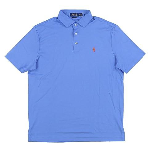 e67958f0e Polo Ralph Lauren Men's Classic Fit Pony Logo Striped Polo Shirt