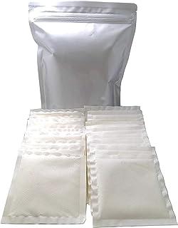 Newsorb (ニューゾーブ) ポータブルトイレ用 抗菌・消臭凝固剤パック 1リットル 水に溶けるパック入り 断水 災害用 非常用 介護用 簡易トイレ用 吸収パック 10年保存