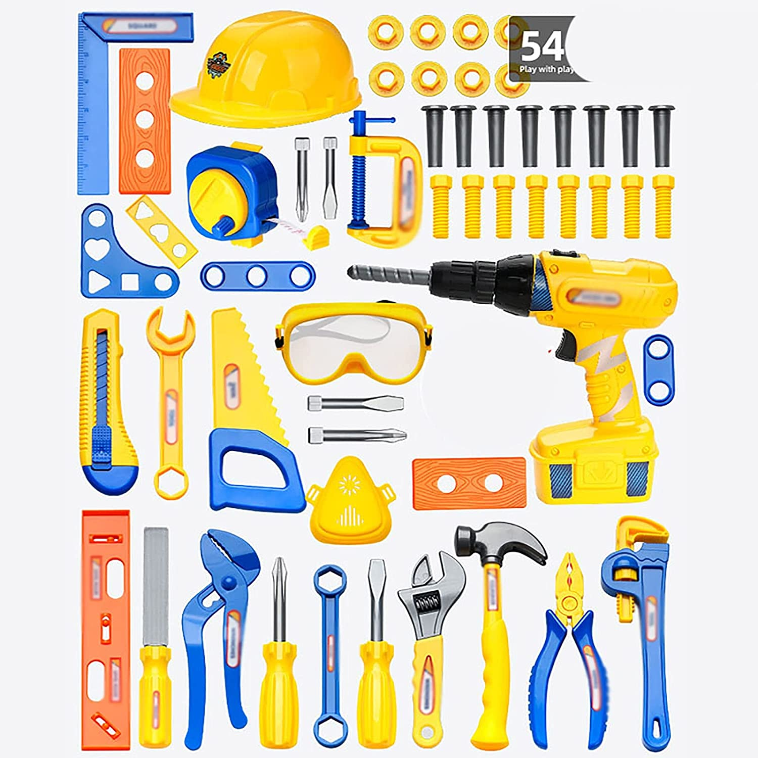 Children's Toy Milwaukee Mall Toolbox Wrench Woodworking Combinati Tool Plastic Long Beach Mall