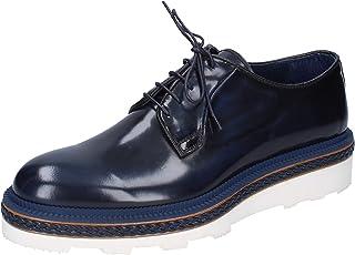 J. BREITLIN Scarpe Classiche Uomo Pelle Blu