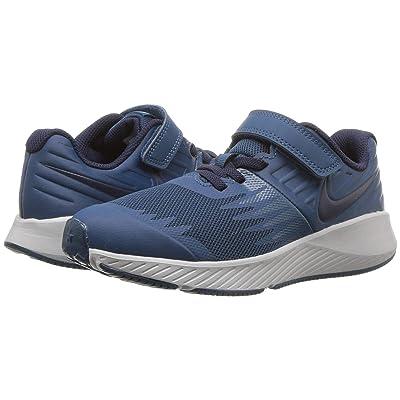 Nike Kids Star Runner (Little Kid) (Blue Force/Blackened Blue/Green Abyss) Boys Shoes
