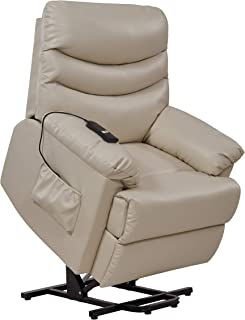 leather chair bed
