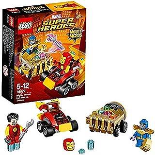 LEGO Marvel Super Heroes Mighty Micros Iron Man vs. Thanos Comics