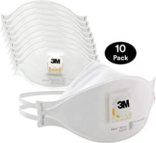 3M Aura Particulate Respirator 9211+/37193(AAD) N95