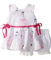 fiveloaves twofish - Degas Ballerina Party Dress (Infant)