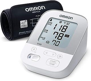 OMRON Healthcare X4 Smart Monitor de Tensión Arterial, Con
