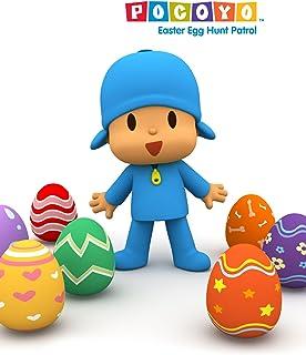 Pocoyo Easter Egg Hunt Patrol